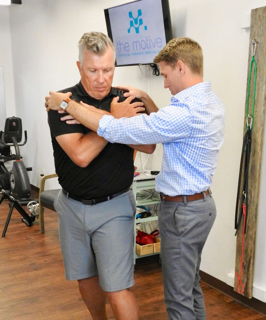 Physical Therapy thoracic spine pain Oro Valley